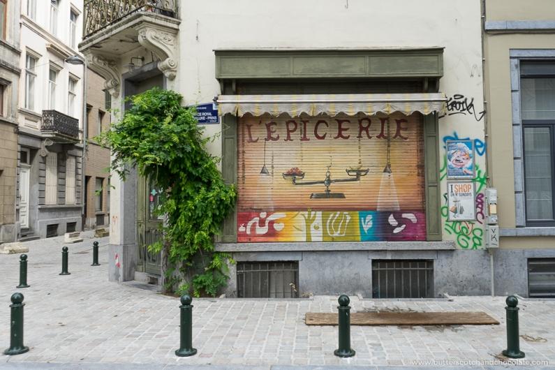 L'Epicerie, Rue Keyenveld 56