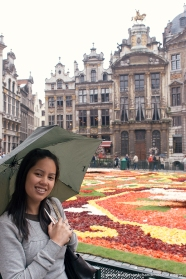 First visit to the Grand Place