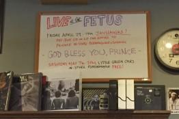 Prince - Electric Fetus, Minneapolis