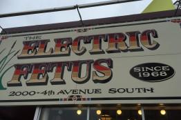 Electric Fetus, Minneapolis